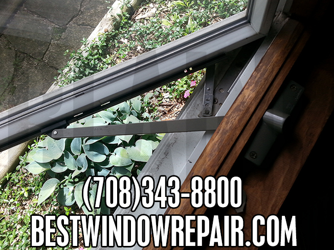 Oak Forest Glass Replacement